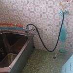 施工前 バスルーム