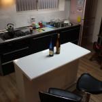 施工後 キッチン